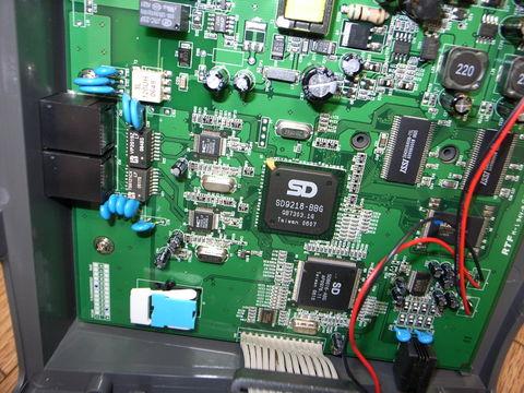 ACT P123Sの基盤  ファミコンのコントローラーとかキーボードに付いてるようなアレ 更にズ