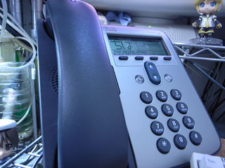 Cisco/IP Phones - VoIP-Info jp